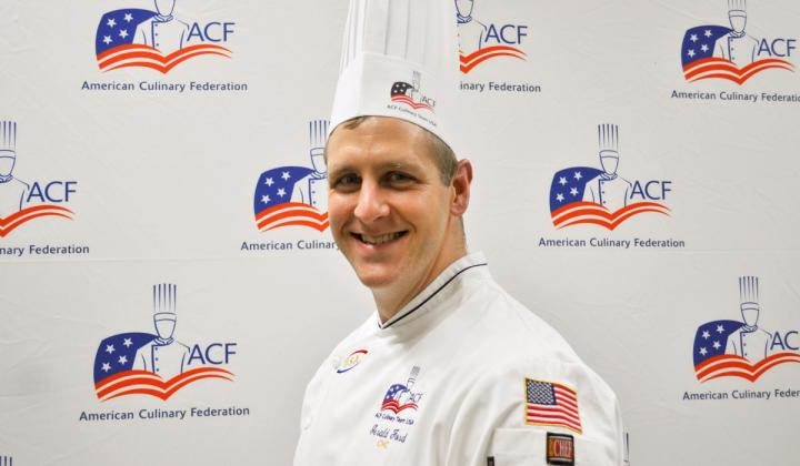 Eight Chefs Selected to Represent the US on ACF Culinary Team USA