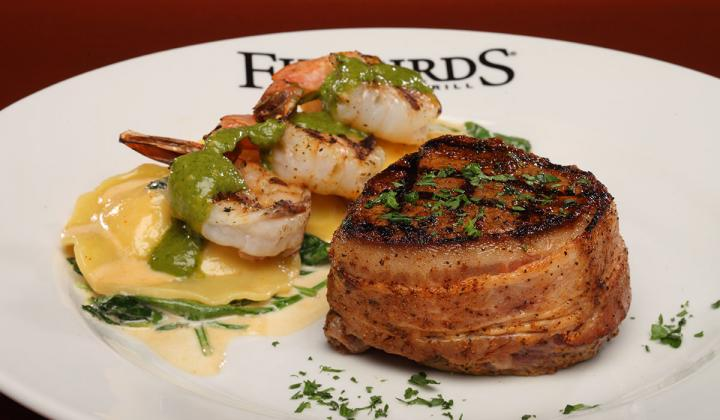 Firebirds Wood Fired Grill is offering new winter menu items.