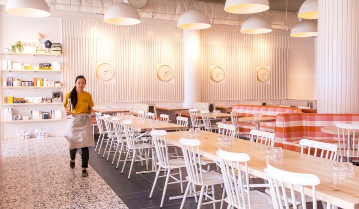Pancake Social Now Open At Atlanta S Ponce City Market Fsr