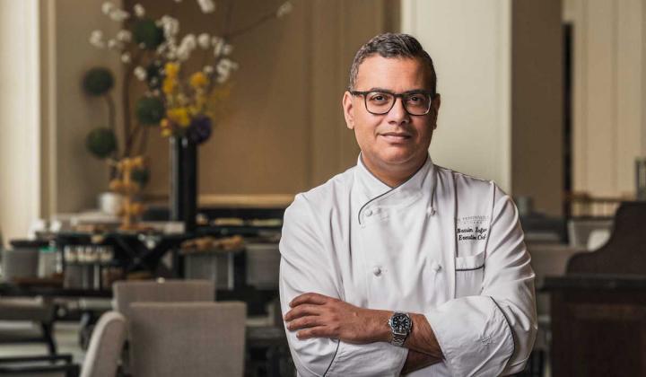 Chef Bassim Zafar
