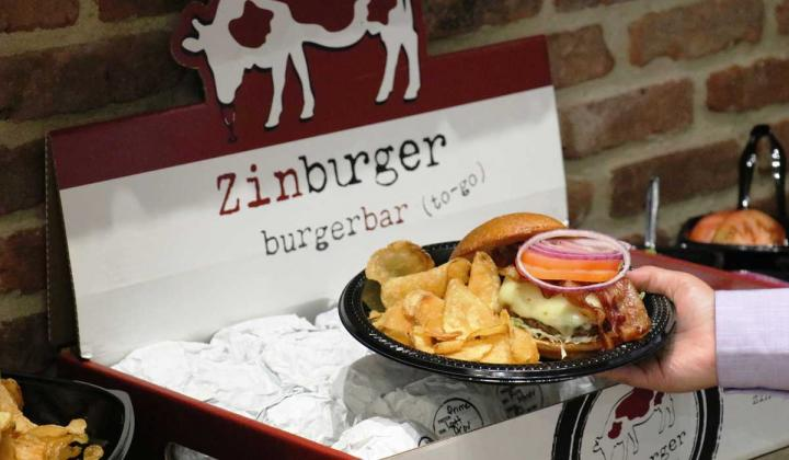 Zinburger catering