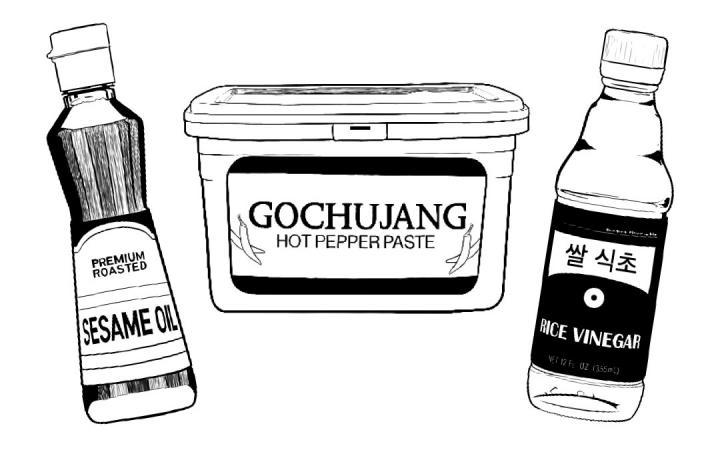 The Story Behind Unity LA's Charred Korean Sticky Ribs